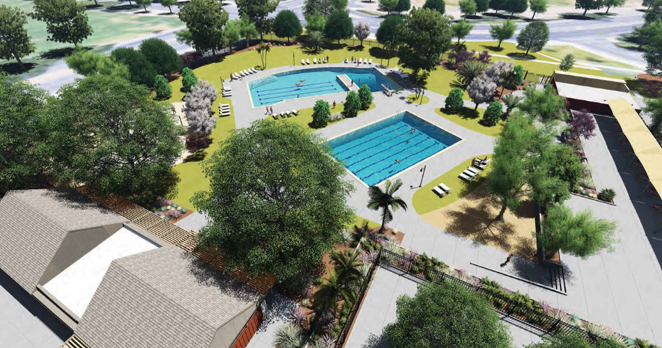 recreation pool uc davis